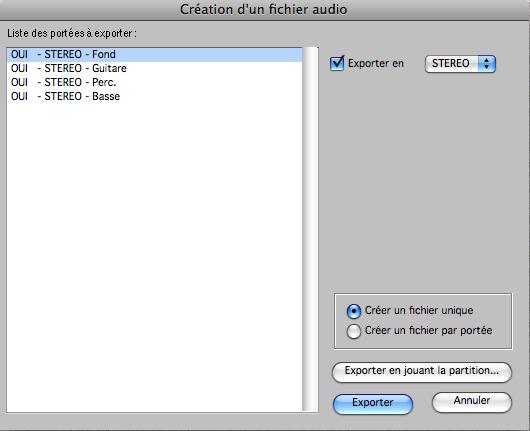 Creation D Un Fichier Audio
