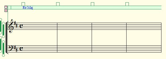 Outils pour composer harmonie et contrepoint for Fenetre flottante